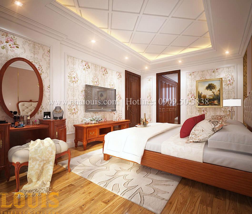 Phòng ngủ master Thích thú bước vào biệt thự sân vườn đẹp xanh mát tại Tân Bình - 30