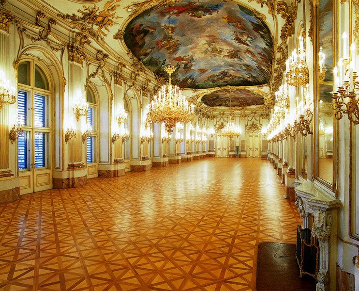 Chiêm ngưỡng kiến trúc Baroque của Lâu đài và Công viên Schönbrunn - 08