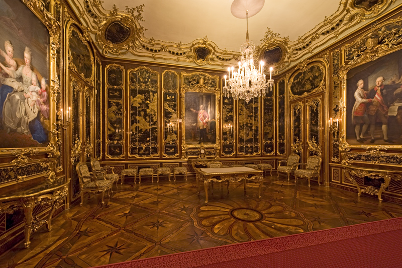 Chiêm ngưỡng kiến trúc Baroque của Lâu đài và Công viên Schönbrunn - 17