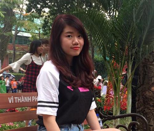 Chuyên viên thiết kế nội thất công ty LOUIS- Mai Thị Kim Phê