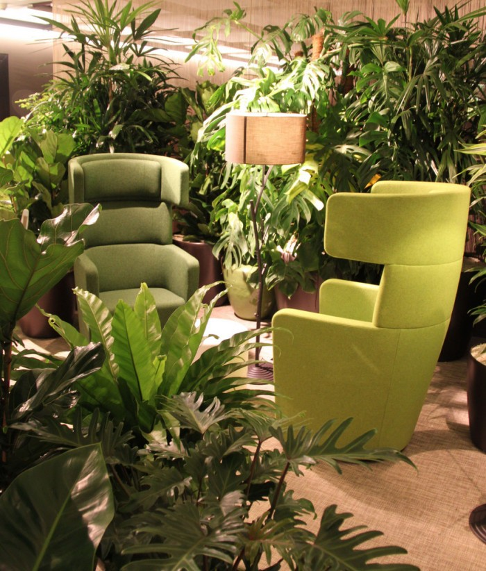 Học cách bố trí nội thất văn phòng độc lạ từ các chuyên gia thiết kế thế giới