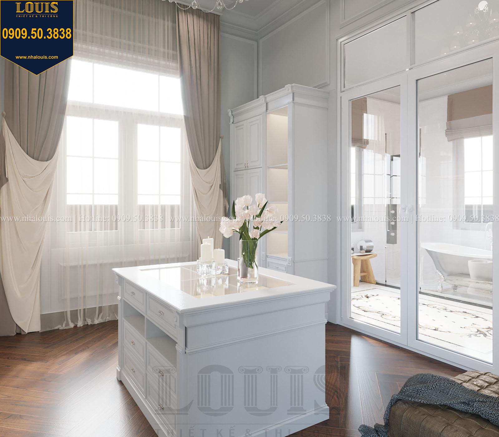 Phòng thay đồ biệt thự 2 tầng đẹp - 028