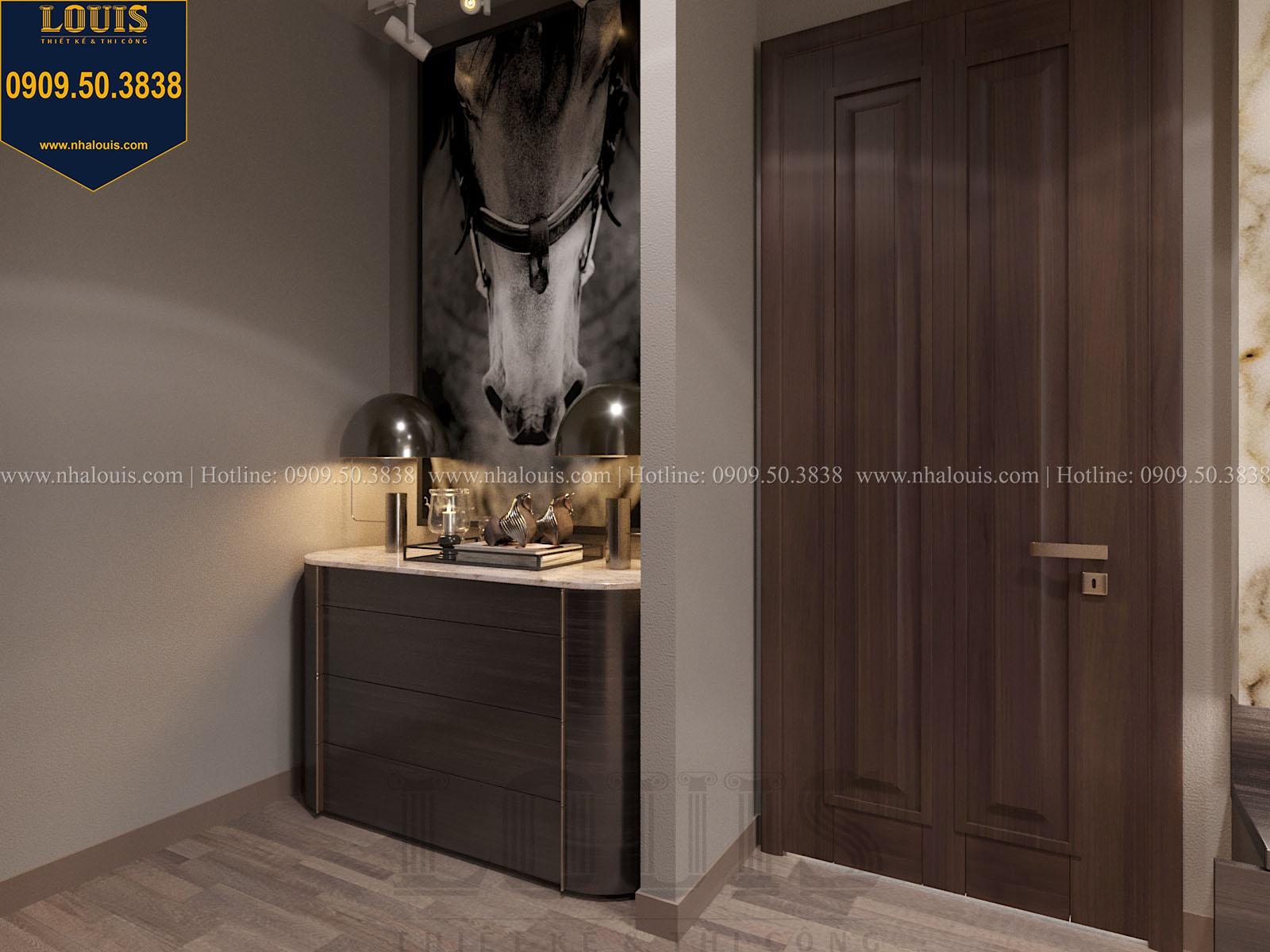 Phòng ngủ biệt thự 2 tầng đẹp - 035