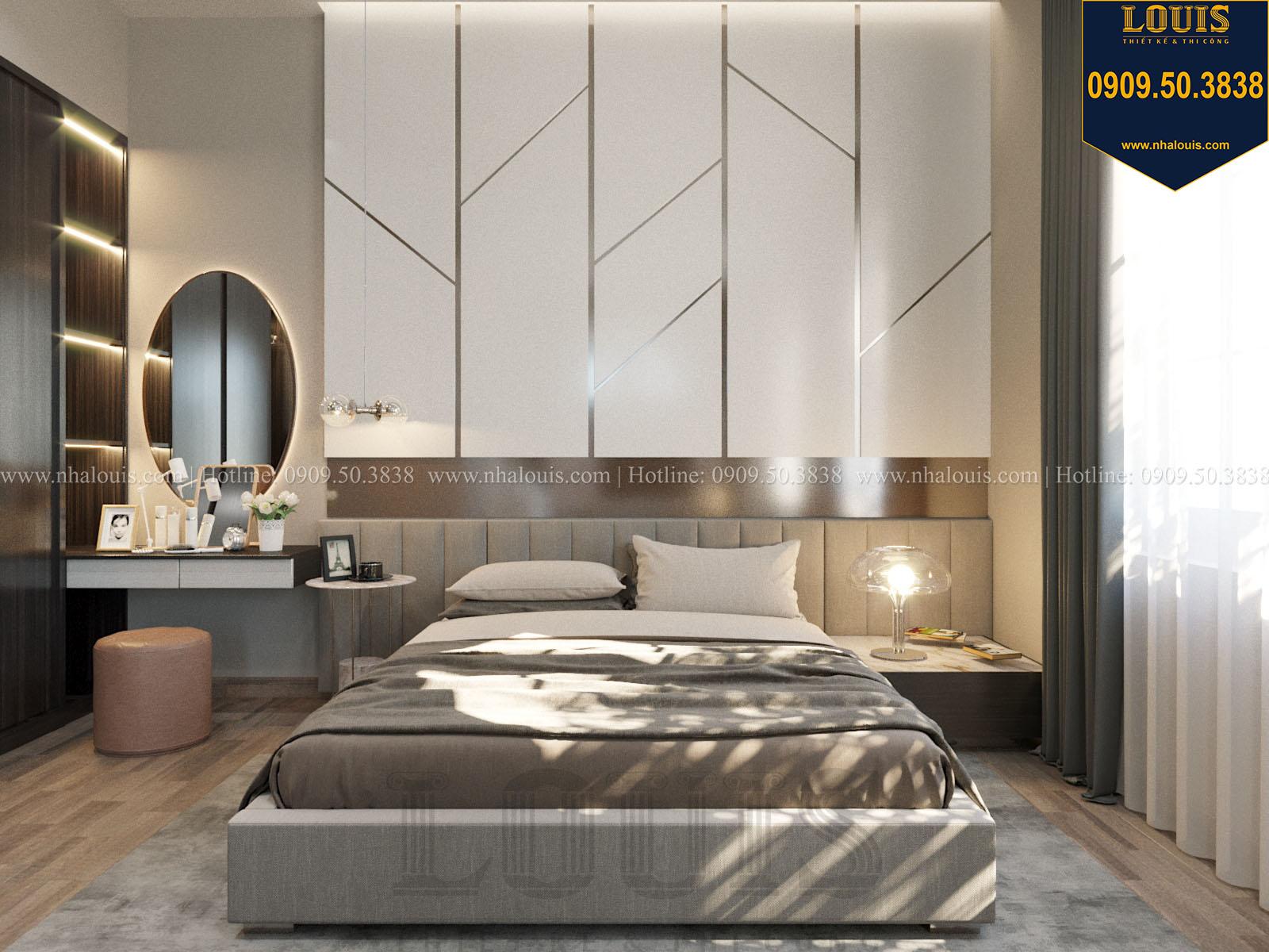 Phòng ngủ biệt thự 2 tầng đẹp - 038