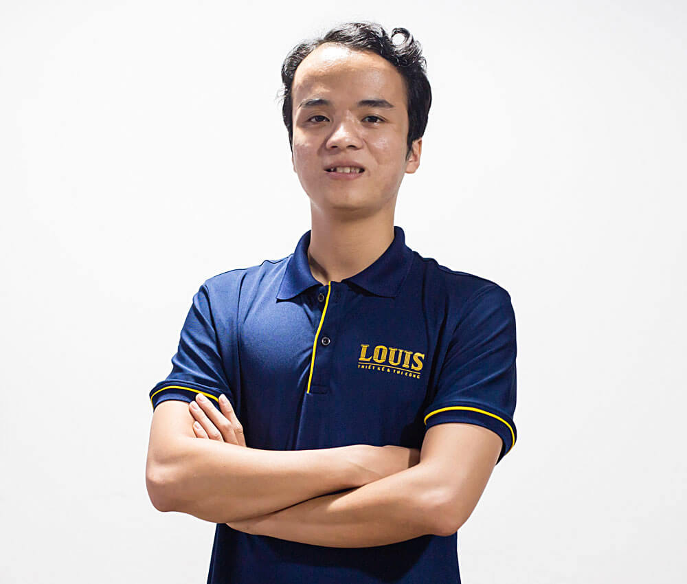 Họa viên 2D công ty LOUIS- Nguyễn Thanh Cường