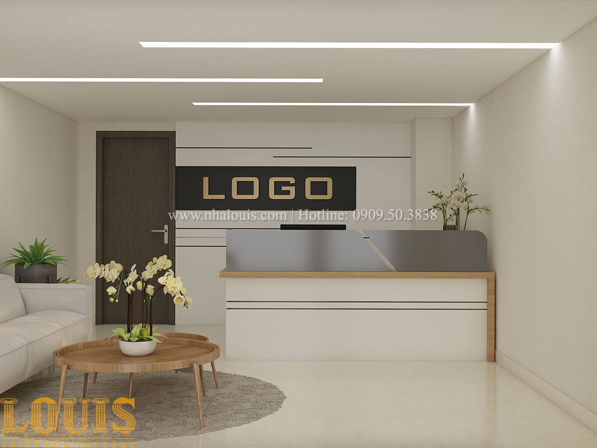 Phòng khách Nhà ống mặt tiền 4m phong cách hiện đại tại Quận Bình Thạnh - 18