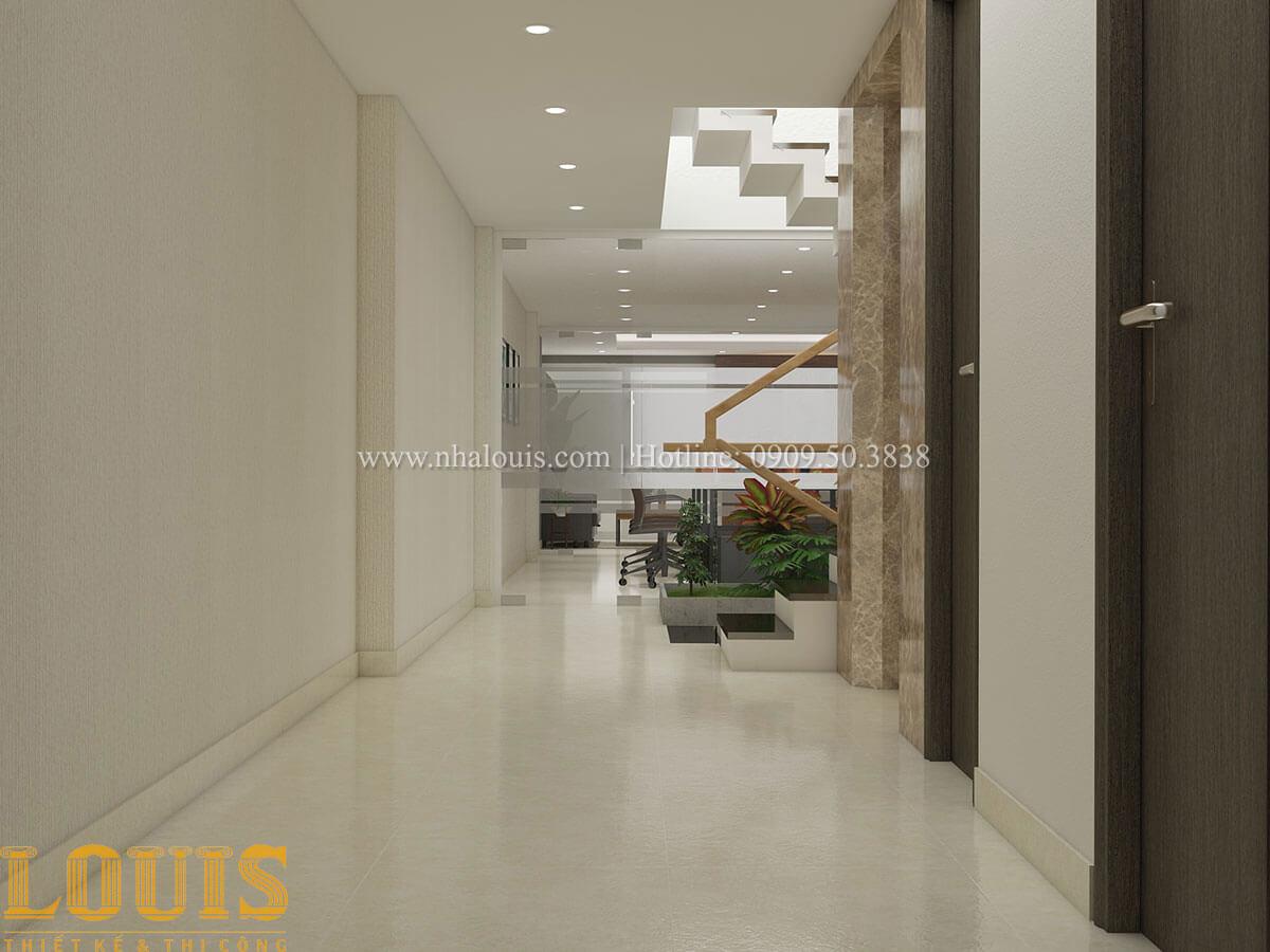 Phòng khách Nhà ống mặt tiền 4m phong cách hiện đại tại Quận Bình Thạnh - 20