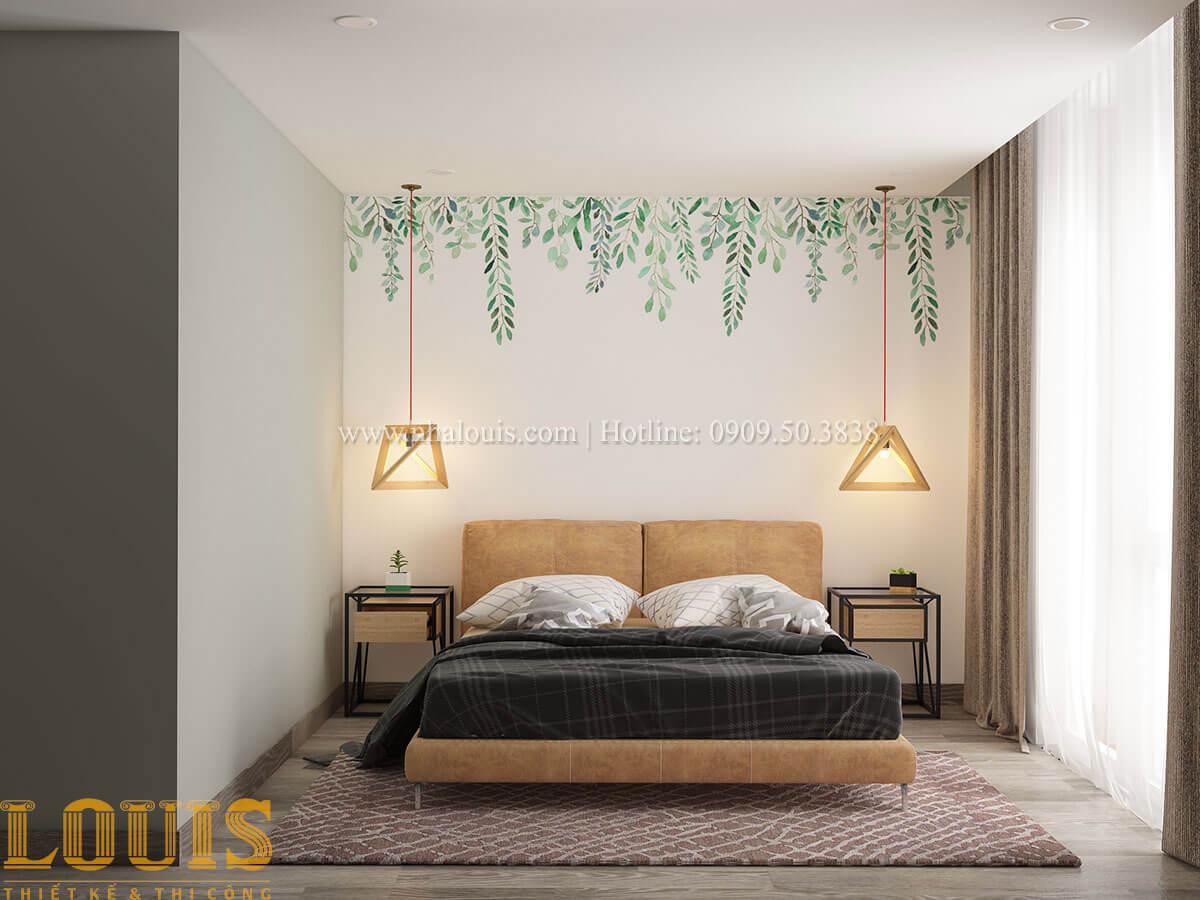 Phòng ngủ Nhà ống mặt tiền 4m phong cách hiện đại tại Quận Bình Thạnh - 36