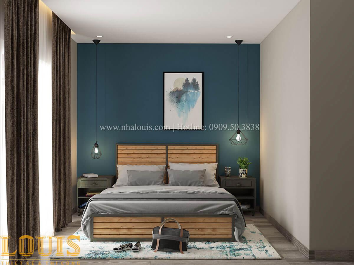 Phòng ngủ Nhà ống mặt tiền 4m phong cách hiện đại tại Quận Bình Thạnh - 41