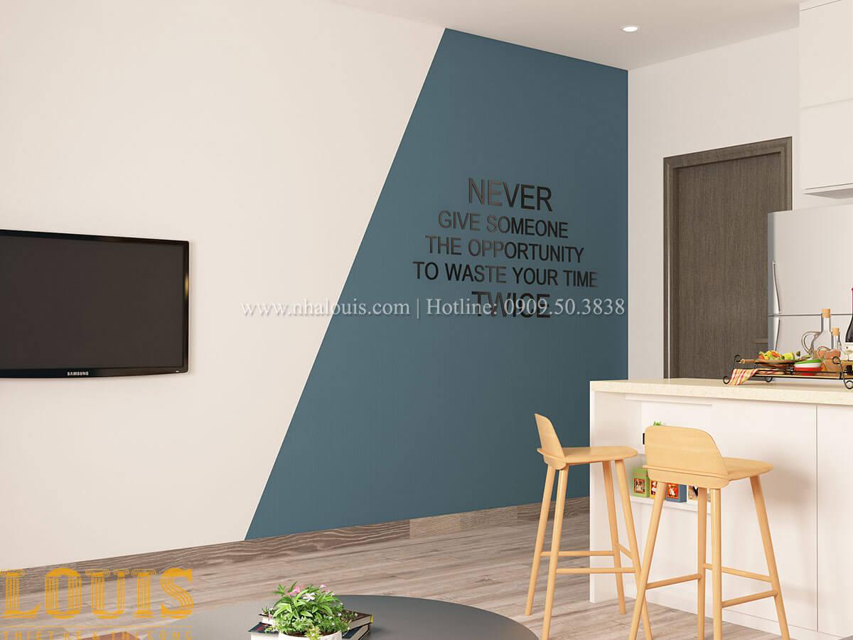 Phòng khách Nhà ống mặt tiền 4m phong cách hiện đại tại Quận Bình Thạnh - 54