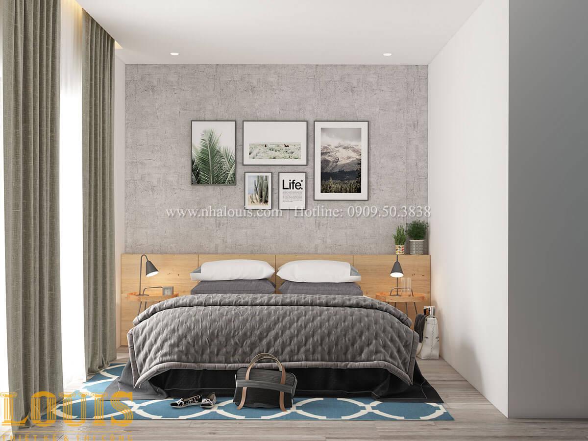 Phòng ngủ Nhà ống mặt tiền 4m phong cách hiện đại tại Quận Bình Thạnh - 55