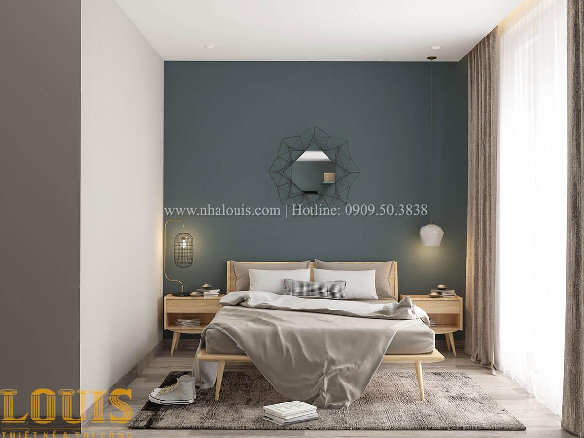 Phòng ngủ Nhà ống mặt tiền 4m phong cách hiện đại tại Quận Bình Thạnh - 60