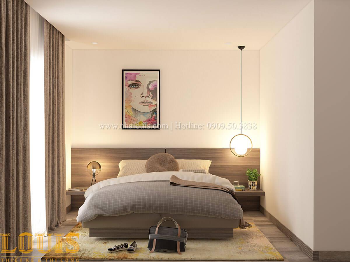 Phòng ngủ Nhà ống mặt tiền 4m phong cách hiện đại tại Quận Bình Thạnh - 74