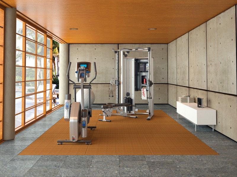 Những lưu ý bạn cần biết khi thiết kế phòng tập gym tại nhà