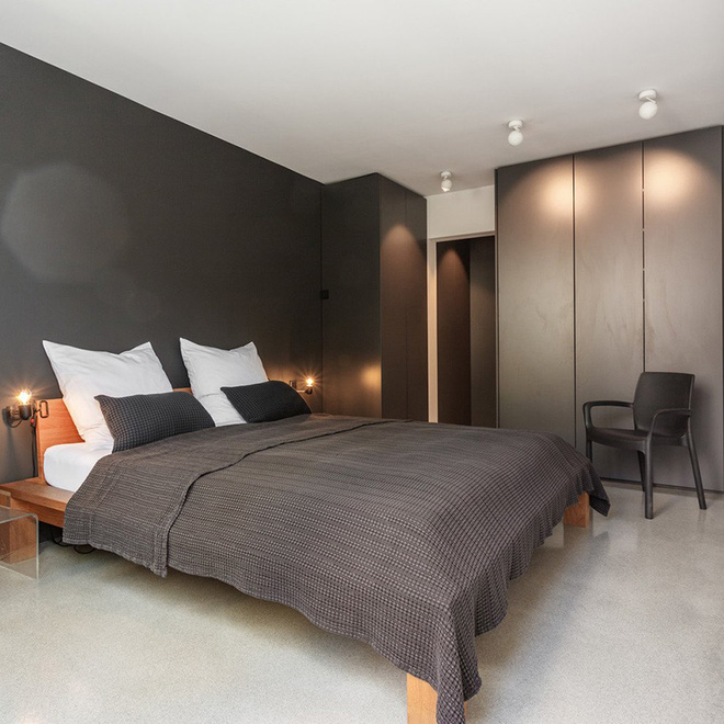 Những mẹo thiết kế phòng ngủ hiện đại đơn giản nhìn là mê