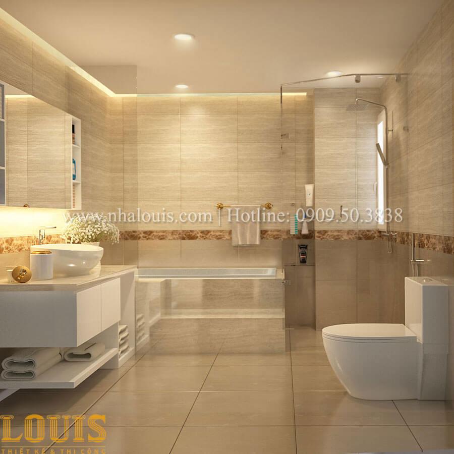 Phòng tắm và WC Thiết kế cải tạo nhà phố 6 tầng chuẩn tinh tế tại Quận 11 - 29