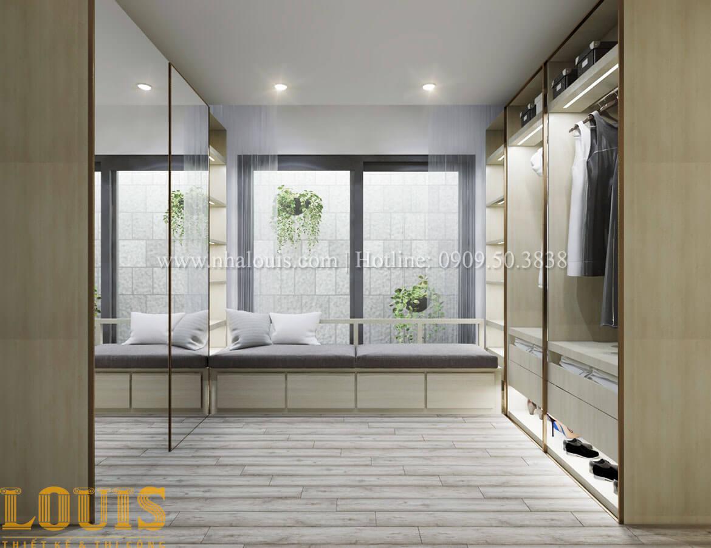 Phòng ngủ con gái Thiết kế cải tạo nhà phố 6 tầng chuẩn tinh tế tại Quận 11 - 33