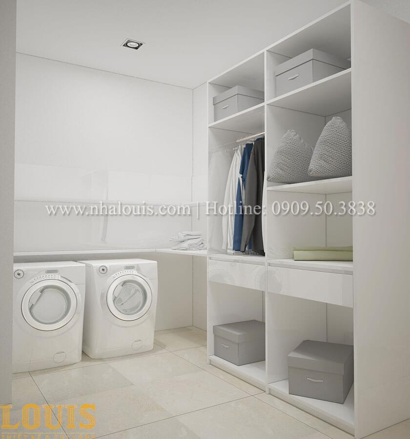 Phòng giặt sấy Thiết kế cải tạo nhà phố 6 tầng chuẩn tinh tế tại Quận 11 - 42