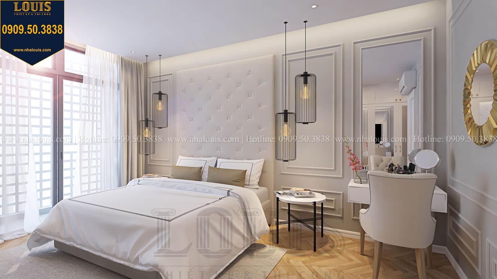 Phòng ngủ master Nhà đơn giản nhưng tinh tế với không gian mở tại Tân Bình - 22