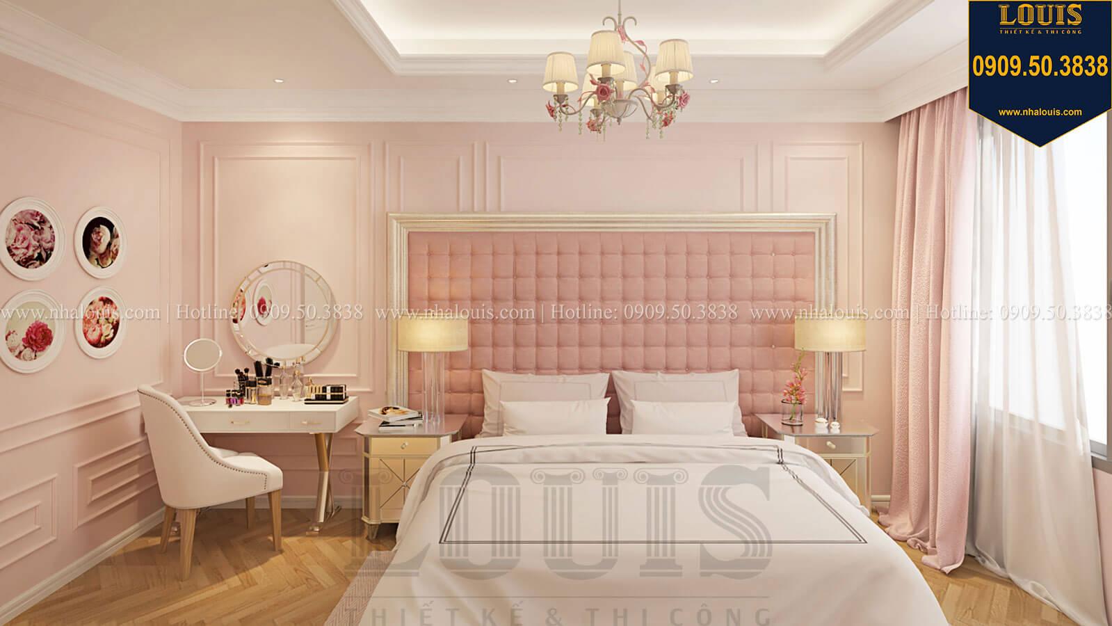 Phòng ngủ con gái Nhà đơn giản nhưng tinh tế với không gian mở tại Tân Bình - 28
