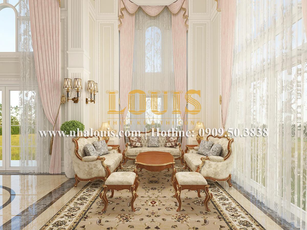 Những điều cần lưu ý khi thiết kế nội thất biệt thự phong cách cổ điển