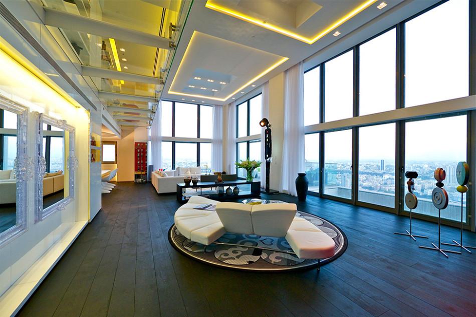 Thiết kế penthouses và những điều bạn chưa biết