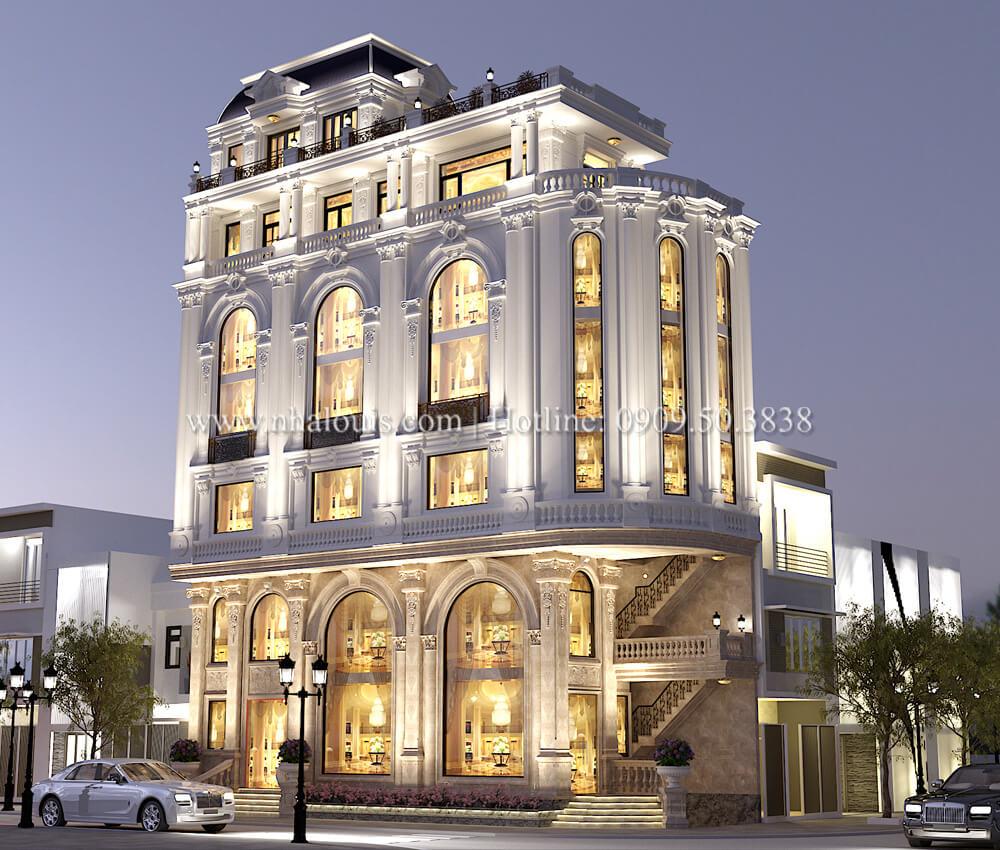 Thiết kế văn phòng cho thuê kết hợp thẩm mỹ viện đẹp tại Đà Nẵng