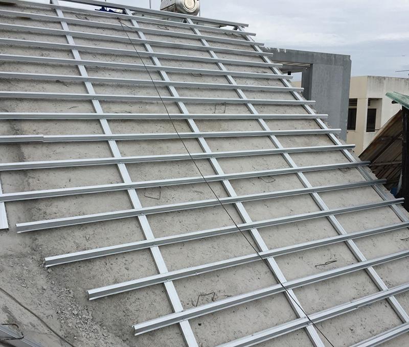3 loại mái phổ biến cho mẫu nhà phố 4x16 bạn nên biết
