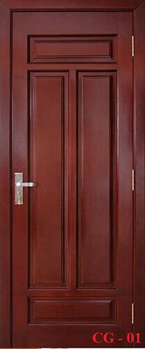 Cửa đi bằng gỗ tự nhiên Báo Giá Thi Công Hoàn Thiện - 20