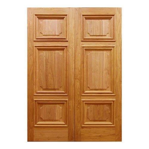 Cửa đi bằng gỗ tự nhiên Báo Giá Thi Công Hoàn Thiện - 23