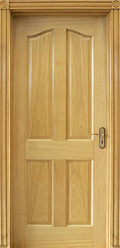 Cửa đi bằng gỗ tự nhiên Báo Giá Thi Công Hoàn Thiện - 24