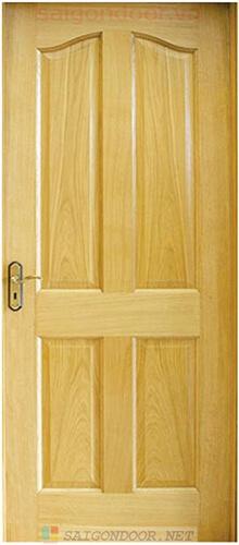 Cửa đi bằng gỗ tự nhiên Báo Giá Thi Công Hoàn Thiện - 25