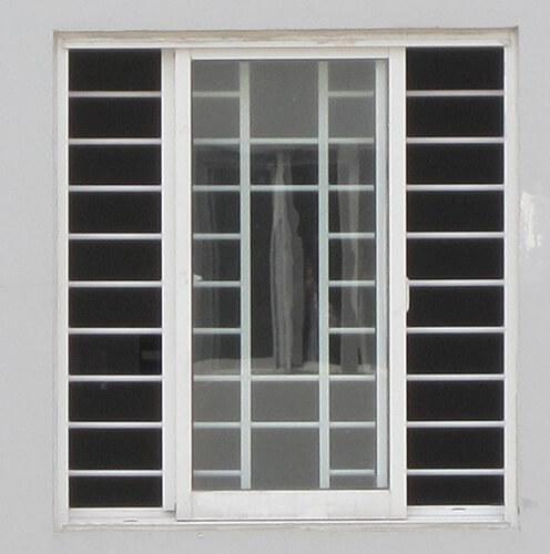 Khung bảo vệ cửa sổ thép hộp Báo Giá Thi Công Hoàn Thiện - 31