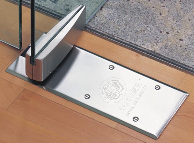 Cửa kính bản lề sàn và vách kính cường lực phụ kiện INOX 304 Báo Giá Thi Công Hoàn Thiện - 41
