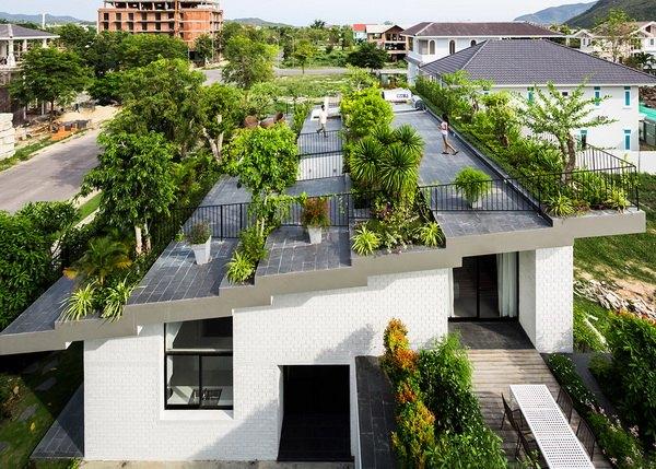 Chiêm ngưỡng những mẫu nhà không gian xanh ngay tại đô thị