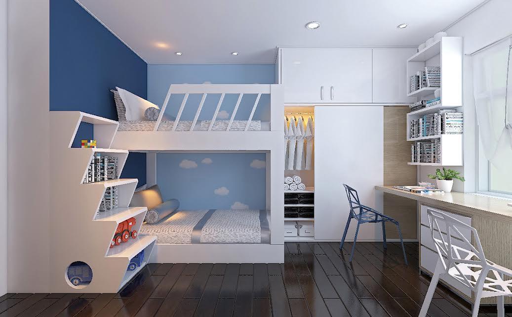 Giải pháp tối ưu hóa diện tích sử dụng cho nhà 5 tầng hiện đại