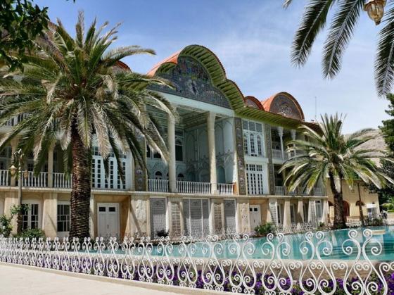 Khám phá kiến trúc Qajar điển hình của Vườn Ba Tư Eram tại Iran - 03
