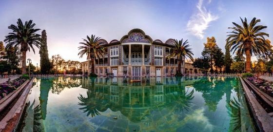 Khám phá kiến trúc Qajar điển hình của Vườn Ba Tư Eram tại Iran - 04