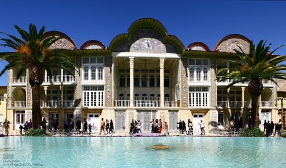 Khám phá kiến trúc Qajar điển hình của Vườn Ba Tư Eram tại Iran - 05