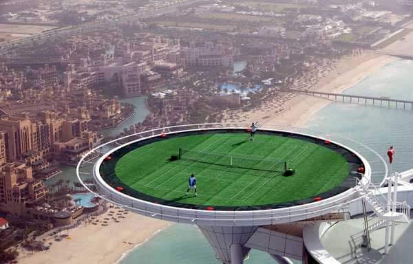 Kiến trúc độc đáo của khách sạn 7 sao đầu tiên của thế giới Burj Al Arab - 08
