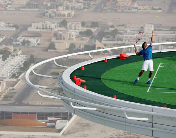 Kiến trúc độc đáo của khách sạn 7 sao đầu tiên của thế giới Burj Al Arab - 09