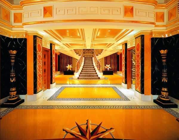 Kiến trúc độc đáo của khách sạn 7 sao đầu tiên của thế giới Burj Al Arab - 13