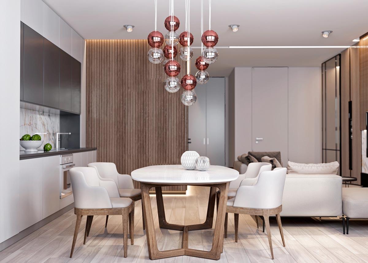 lưu ý thuê thiết kế thi công nội thất chung cư 3