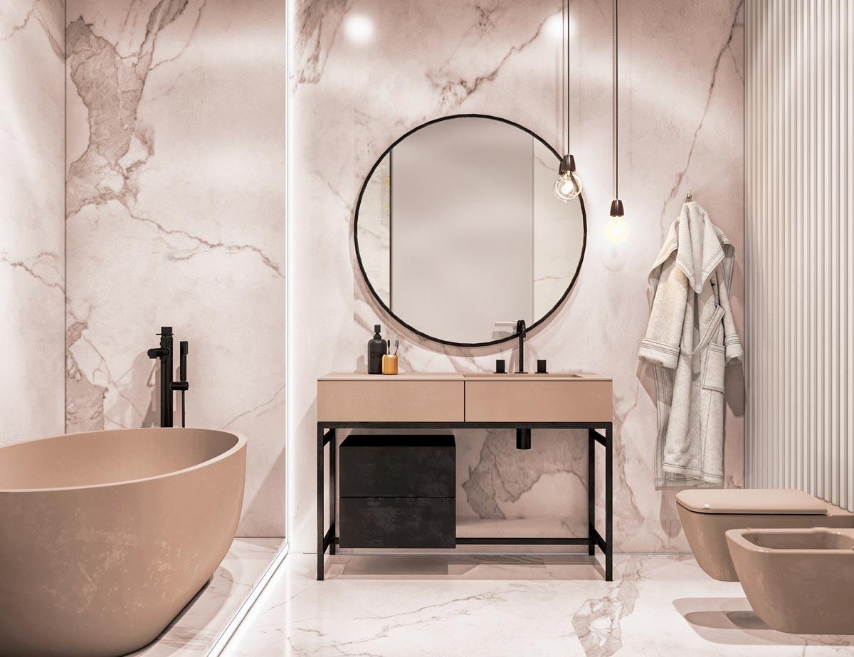 lưu ý thuê thiết kế thi công nội thất chung cư 5