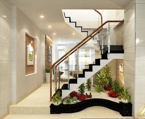 Tất tần tật kinh nghiệm thiết kế cầu thang cho nhà 70m2