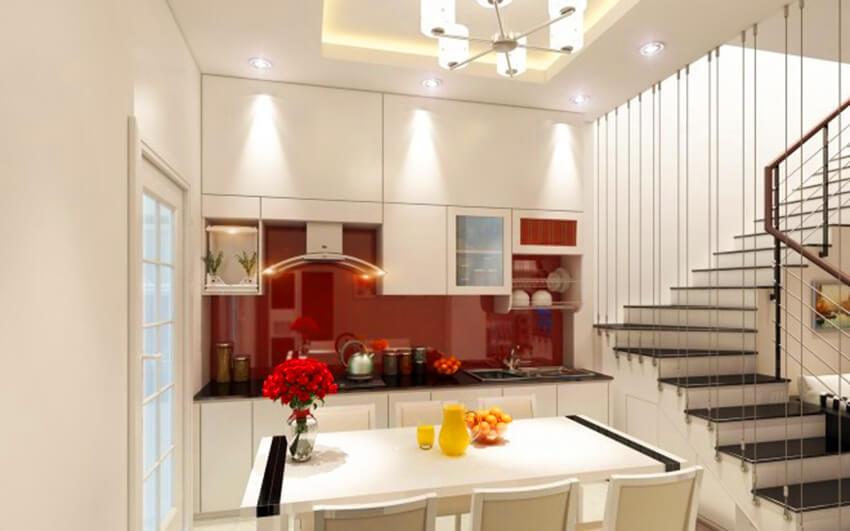 Những nguyên tắc thiết kế nhà đẹp cho diện tích nhỏ