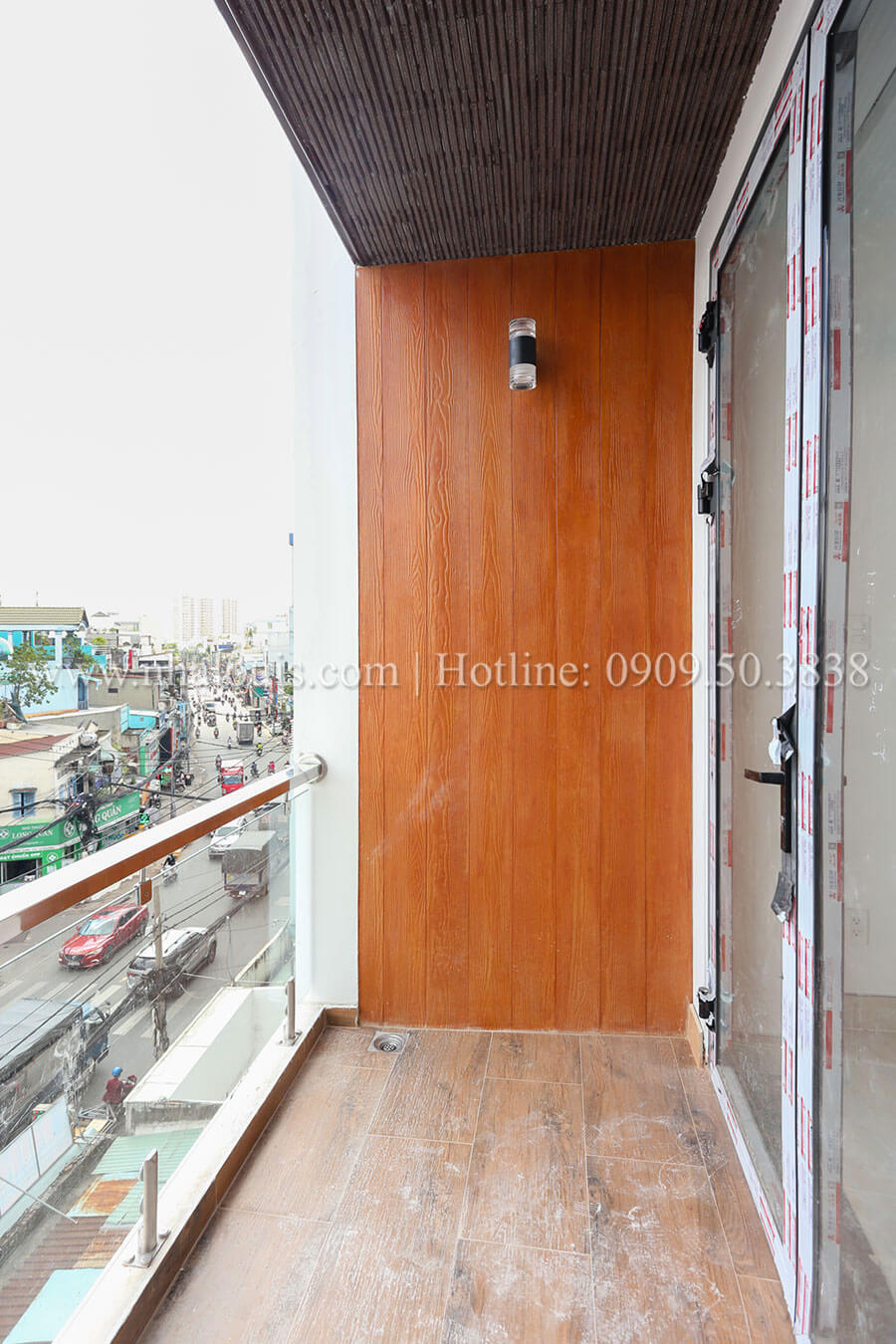 Thi công nhà ống mặt tiền 4m hiện đại tại quận Tân Bình