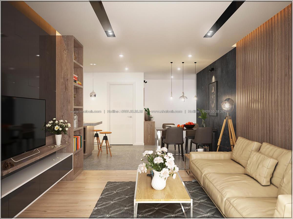 Mách bạn 4 phong cách thiết kế căn hộ Sunrise City đẹp 2018