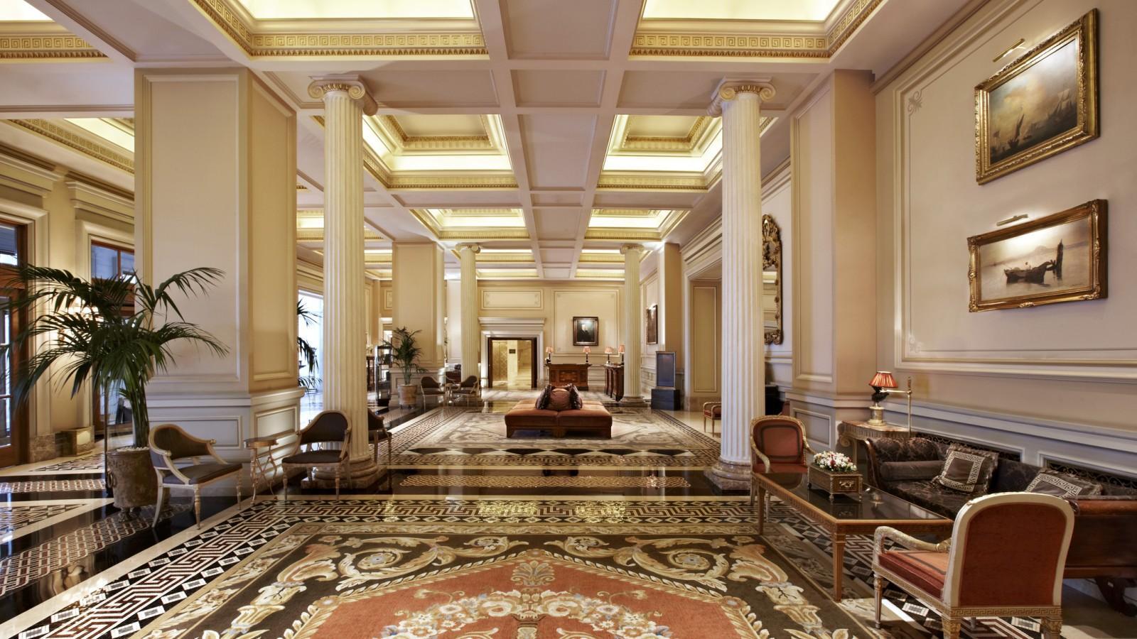 thiết kế khách sạn cổ điển cao cấp sang trọng nhất 2