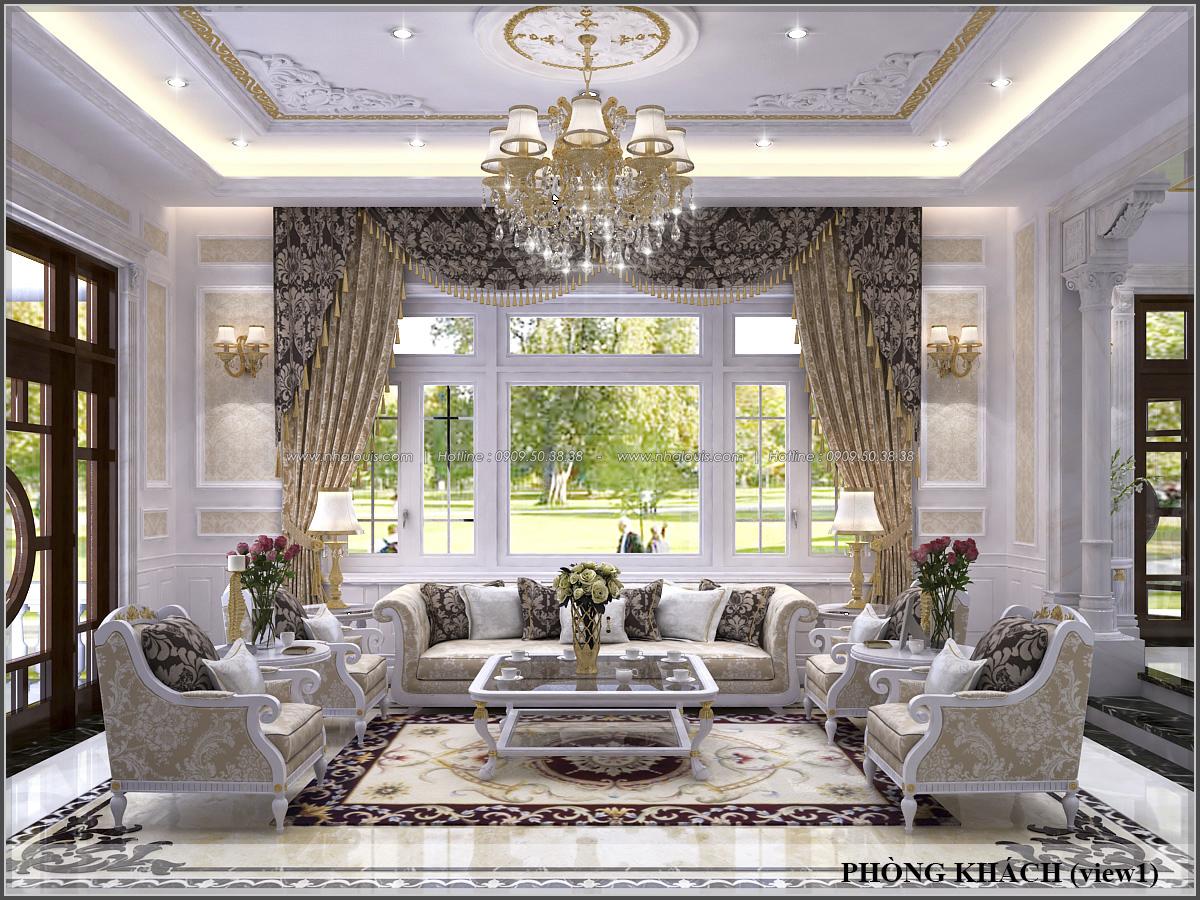 Gợi ý 3 phong cách thiết kế nội thất biệt thự đẹp mê hoặc
